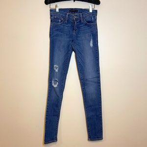 FLYING MONKEY Distressed Skinny Jeans - 25